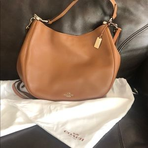 Coach nomad hobo bag